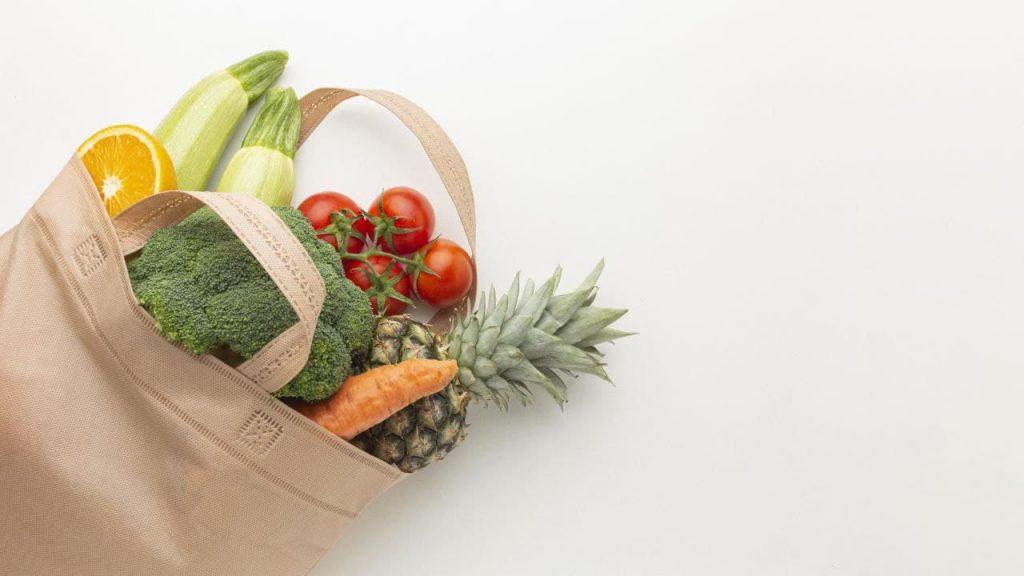 Negative-calorie food